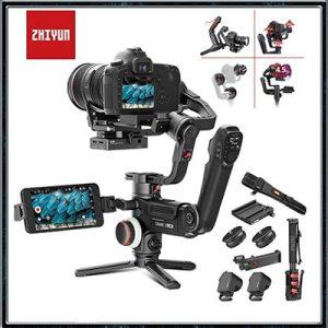 خرید و قیمت پکیج گیمبال دوربین ژیون کرین 3   CRANE 3 LAB CREATOR Package