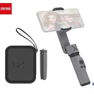 خرید گیمبال موبایل ژیون SMOOTH X Combo Package-Gray