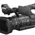 دوربین فیلمبرداری NX1