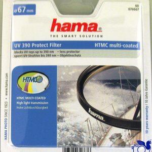 Hama Filter lens 67 MM