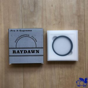 Ray Dawn Filter lens 55MM