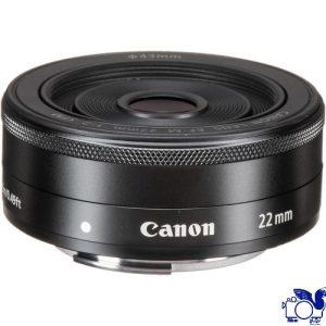 Canon ProCam EF-M 22mm f/2 STM black