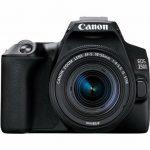 Canon 250D 18-55 STM Black