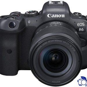 Canon EOS R6 24-105 STM
