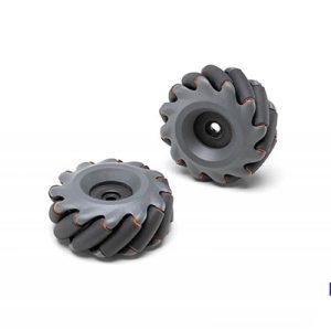 خرید و قیمت چرخ ربات هوشمند ربو مستر RoboMaster S1 Mecanum Wheel