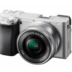 Sony A6400L 16-50mm f3.5-5.6 OSS (Black/Silver)