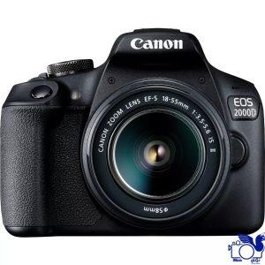 Canon EOS 2000D DSLR Camera