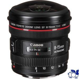 Canon EF 8-15mm f/4 L Fisheye USM