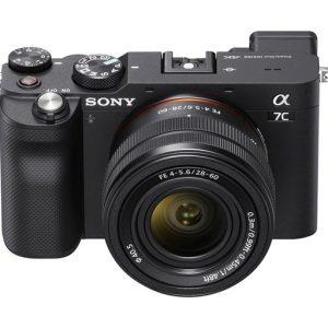 Sony a7C Alpha Mirrorless Digital Camera