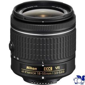 Nikon AF-P NIKKOR 18-55mm f/3.5-5.6G VR