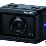 Sony RX0 Mark II-Gopro Type Sport Camera