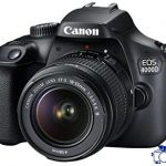 Canon EOS 4000D DSLR Camera