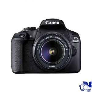 Canon EOS 2000D EF-S 18-55mm III