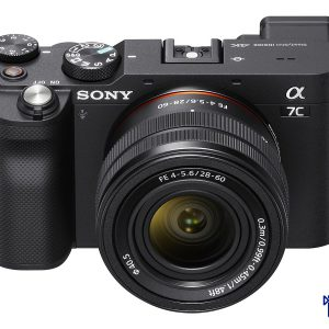 Sony A7C Kit With FE 28-60mm f/4-5.6