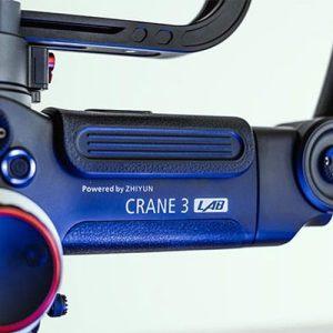 خرید و قیمت گیمبال دوربین کرین 3 ژیون CRANE 3 LAB   مشخصات فنی کامل