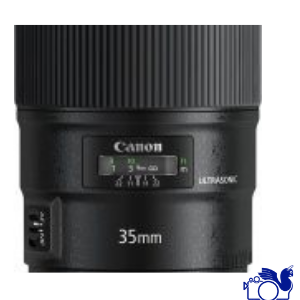 Canon EF 35mm f/1.4 L II USM