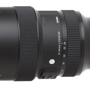 ویژگی های لنز دوربین سیگما 14-24mm f/2.8 DG DN برای سونی