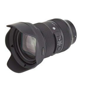 امکانات لنز دوربین سیگما 24-70mm f/2.8 DG HSM برای سونی