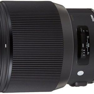 مشخصات لنز دوربین سیگما 85mm F/1.4 DG HSM