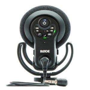 ویژگی های میکروفون دوربین مدل VideoMic Pro Plus برند رود