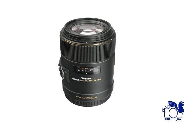 ویژگی های لنز دوربین سیگما 105mm F/2.8 Macro EX DG OS HSM برای سونی