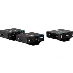 ویژگی های ست میکروفون بی سیم مدل Wireless GO II برند رود