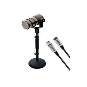 ویژگی های پایه میکروفون رومیزی قابل تنظیم مدل DS-1 برند رود