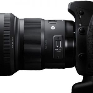 ویژگی های لنز دوربین سیگما 50mm f/1.4 DG HSM