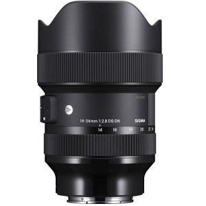 ویژگی های لنز دوربین سیگما 14-24mm f/2.8 DG DN برای کانن