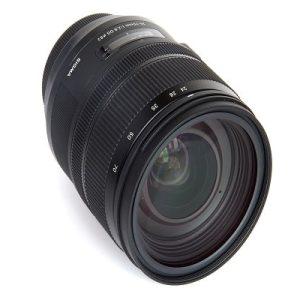 امکانات لنز دوربین سیگما 24-70mm f/2.8 DG HSM برای کانن