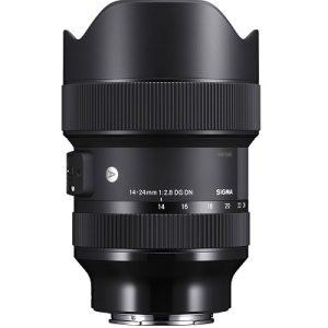 لنز دوربین سیگما 14-24mm f/2.8 DG DN برای سونی