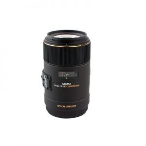لنز دوربین سیگما 105mm f/2.8 EX DG OS HSM برای کانن