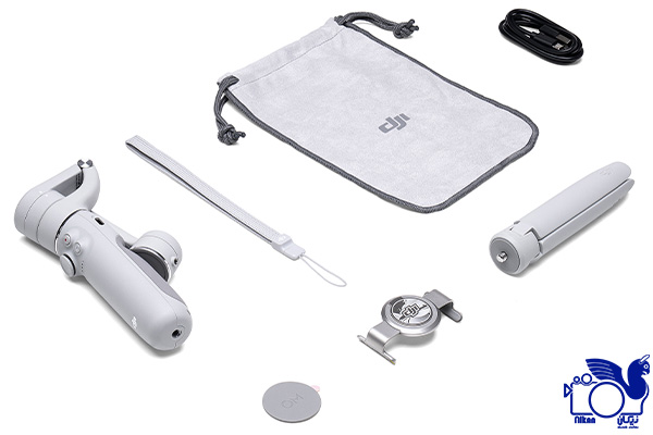 تجهیزات لرزشگیر موبایل دی جی آی DJI OM 5