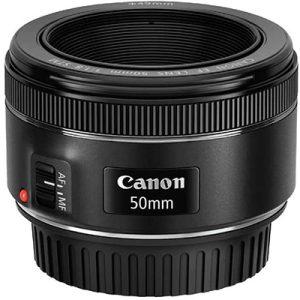 فروش لنز دوربین کانن Canon EF 50mm f/1.8 STM Lens