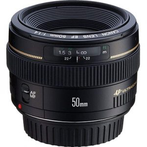 قیمت لنز دوربین کانن Canon EF 50mm f/1.4 USM