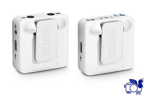 مشخصات میکروفون بی سیم مدل Wireless GO برند رود